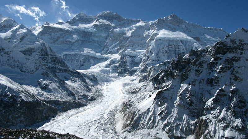 mount kangchenjunga third highest mountain in world This Day In History   May 25th