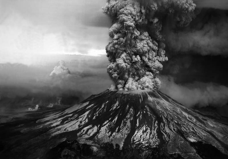 mount st helens eruption 1980 may 18 This Day In History   May 18th