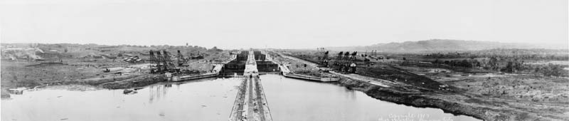 panama canal 1913 This Day In History   May 4th