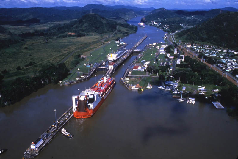 pedro miguel locks panama canal This Day In History   May 4th