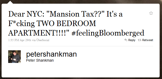 peter shankman humblebrag The 50 Funniest Humble Brags on Twitter