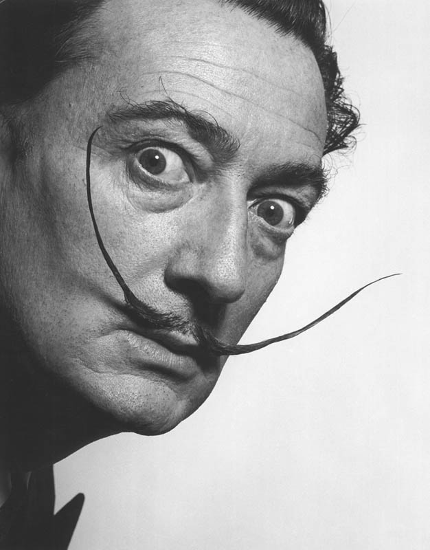 portrait of salvador dali 1954 This Day In History   May 11th