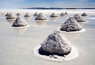 Picture of the Day: The Salt Mounds of Bolivia