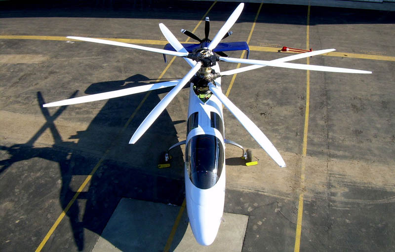sikorsky x2 worlds fastest helicopter 3 The Battle for High Speed Helicopter Supremacy