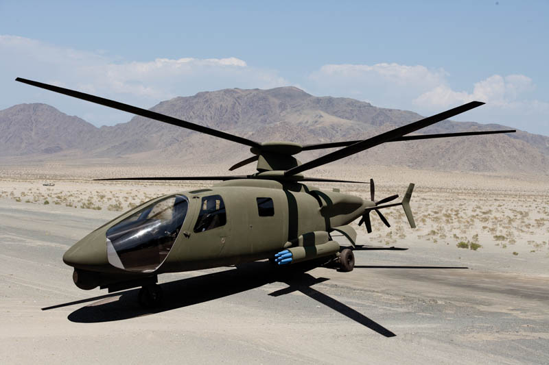 sikorsky x2 worlds fastest helicopter 4 The Battle for High Speed Helicopter Supremacy