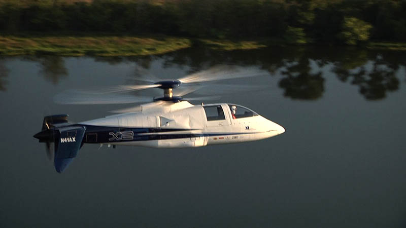 sikorsky x2 worlds fastest helicopter 5 The Battle for High Speed Helicopter Supremacy
