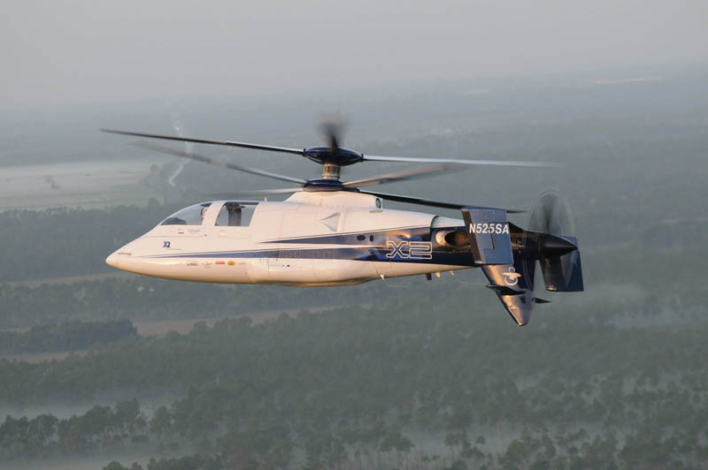 sikorsky x2 worlds fastest helicopter 6 The Battle for High Speed Helicopter Supremacy