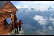 Picture of the Day: Solvay. The Highest Hut on the Matterhorn