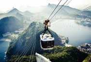 Picture of the Day: The Sugarloaf Mountain Cable Car, Rio de Janeiro