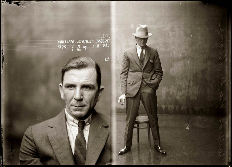 vintage mugshots black and white 17 Your House Is Burning. What Do You Take?