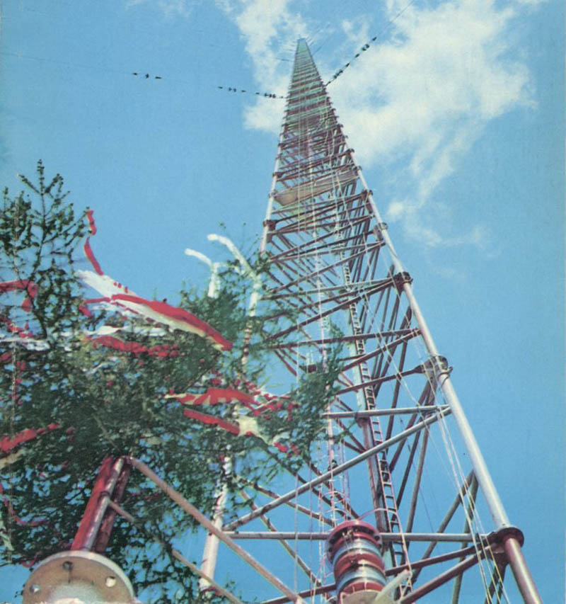 warsaw radio mast This Day In History   May 18th