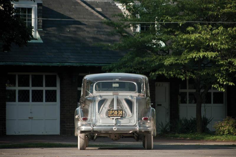 1939 pontiac plexiglass ghost car see through 16 The 1939 Pontiac Plexiglass Ghost Car