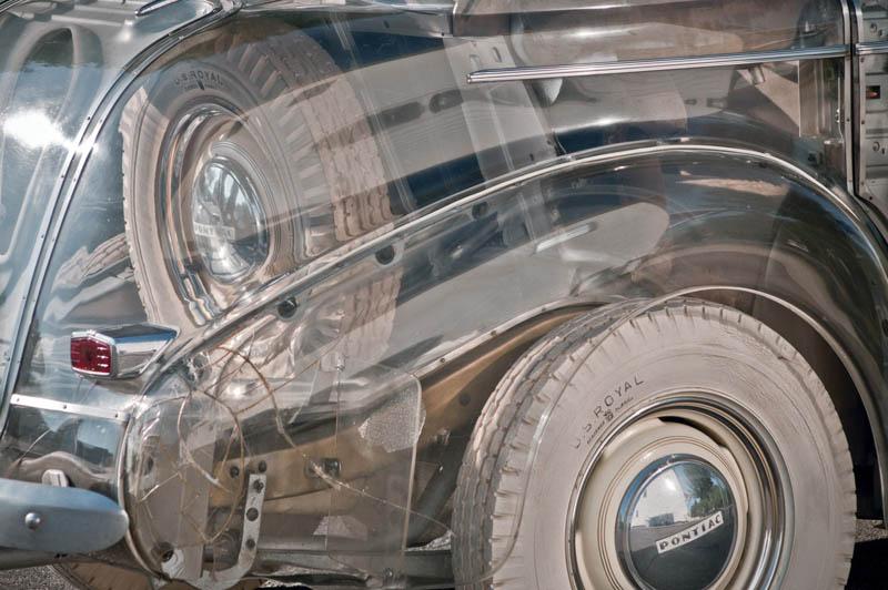 1939 pontiac plexiglass ghost car see through 21 The 1939 Pontiac Plexiglass Ghost Car