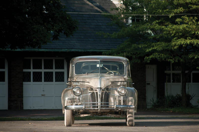 1939 pontiac plexiglass ghost car see through 3 The 1939 Pontiac Plexiglass Ghost Car