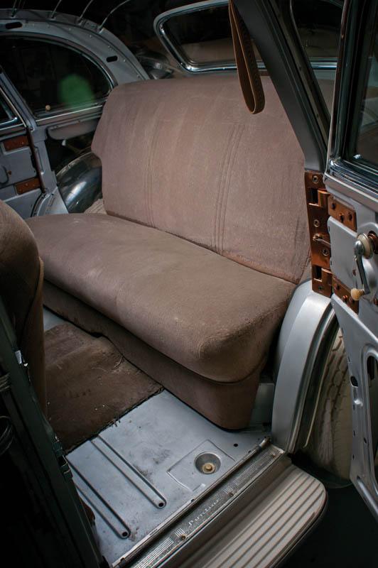 1939 pontiac plexiglass ghost car see through 5 The 1939 Pontiac Plexiglass Ghost Car