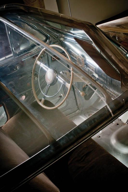 1939 pontiac plexiglass ghost car see through 7 The 1939 Pontiac Plexiglass Ghost Car