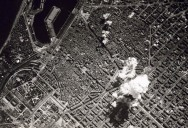 Picture of the Day: 1938 Aerial Bombing of Barcelona