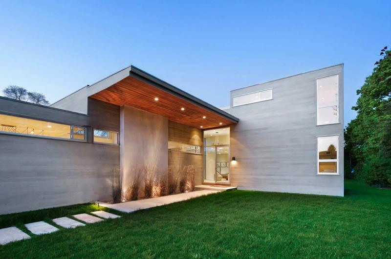 blaze makoid architecture east hampton home new york fieldview 6 Stunning East Hampton, NY Home by Blaze Makoid Architecture
