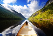 Picture of the Day: Canoeing in Canada