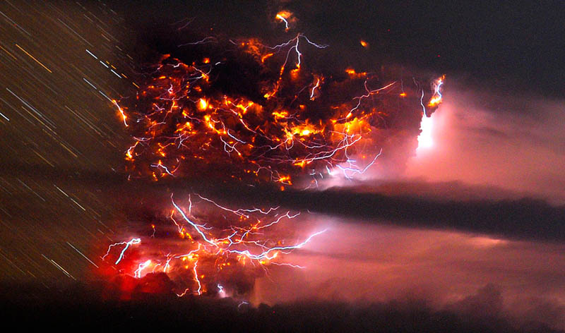 chiles puyehue volcano eruption june 2011 1 Picture of the Day: Chiles Puyehue Volcano Erupts