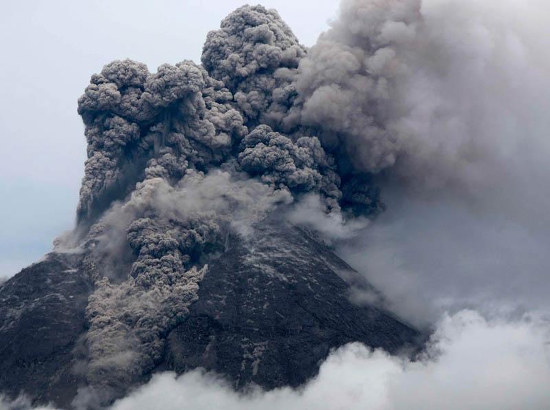 Erupciones Volcánicas (30 Fotos)