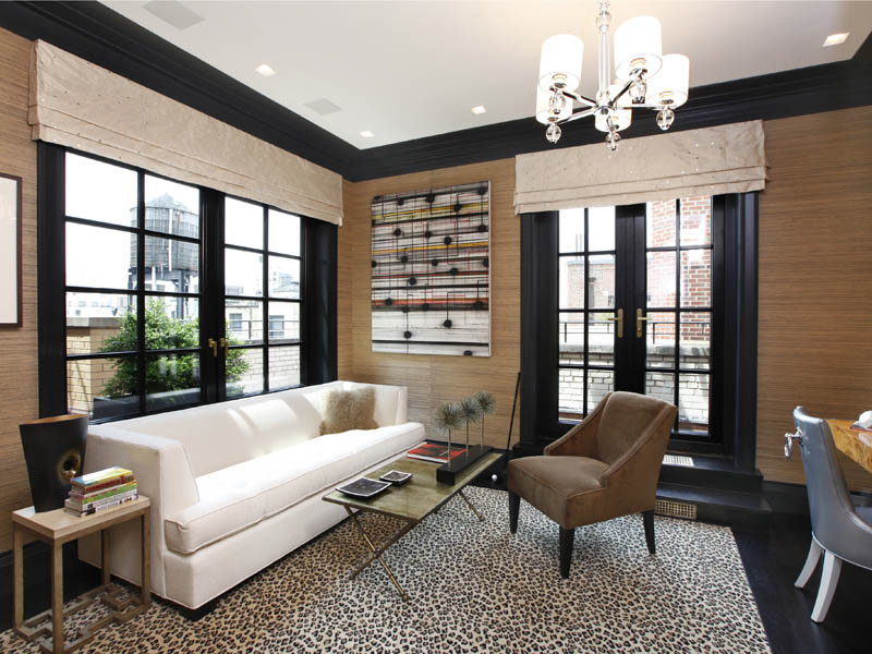 park avenue penthouse mansion manhattan new york city 1 Park Avenue Penthouse in Manhattan, NYC [20 photos]