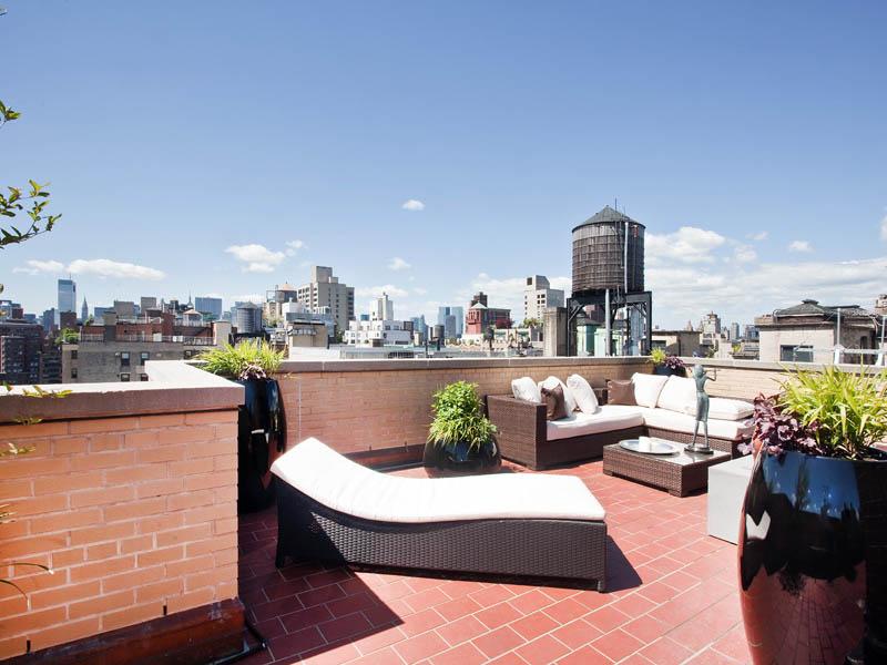 park avenue penthouse mansion manhattan new york city 12 Park Avenue Penthouse in Manhattan, NYC [20 photos]