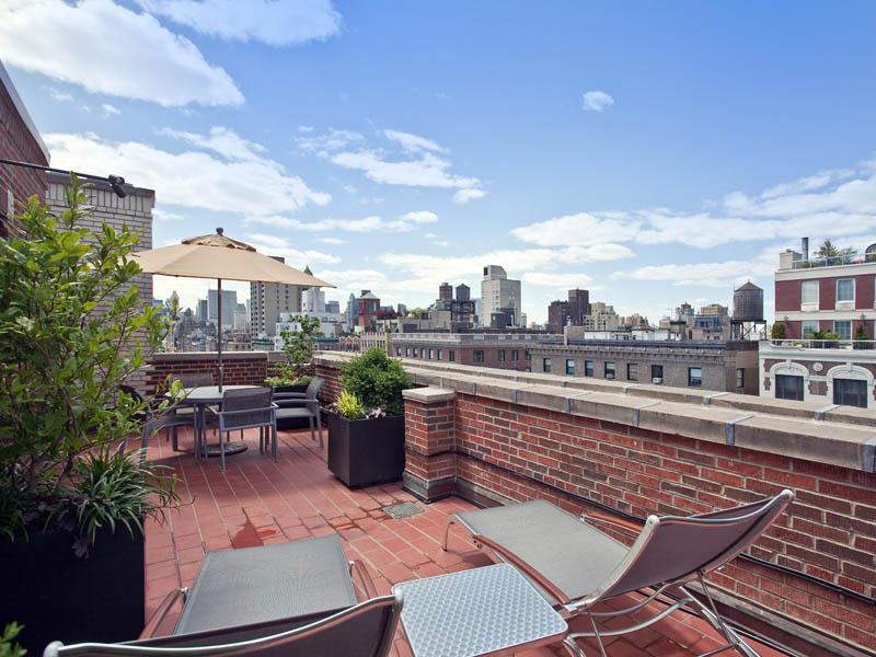 park avenue penthouse mansion manhattan new york city 16 Park Avenue Penthouse in Manhattan, NYC [20 photos]