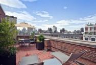 Park Avenue Penthouse in Manhattan, NYC [20 photos]