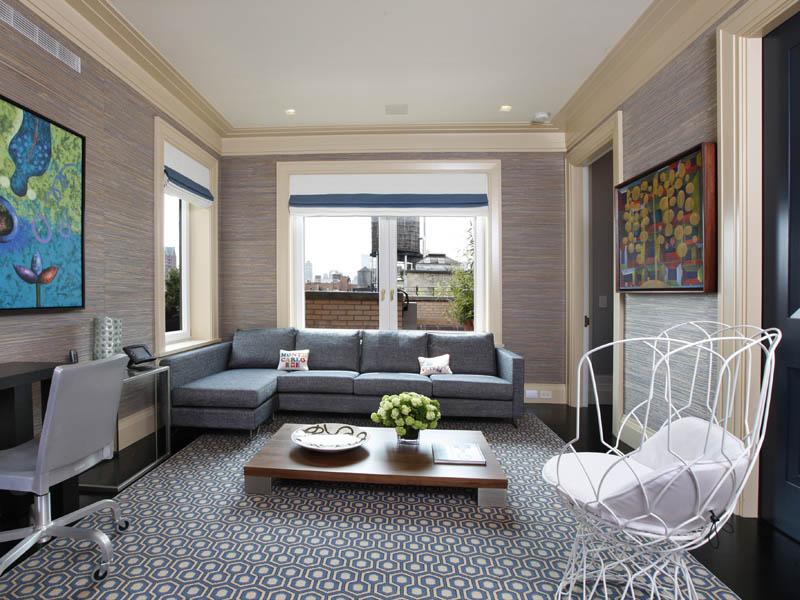 park avenue penthouse mansion manhattan new york city 5 Park Avenue Penthouse in Manhattan, NYC [20 photos]