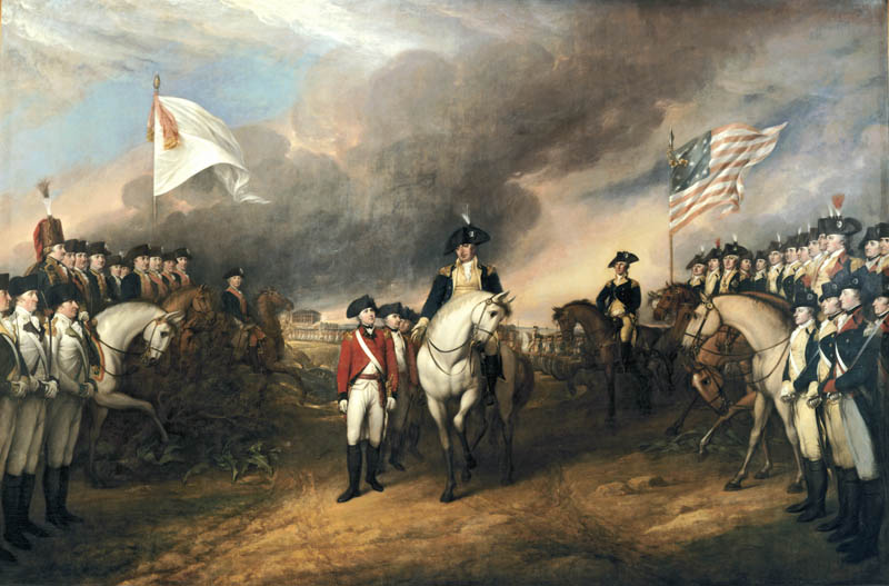 surrender of lord cornwallis to george washington This Day In History   June 15th