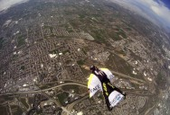 The Ultimate Wingsuit Flying Video
