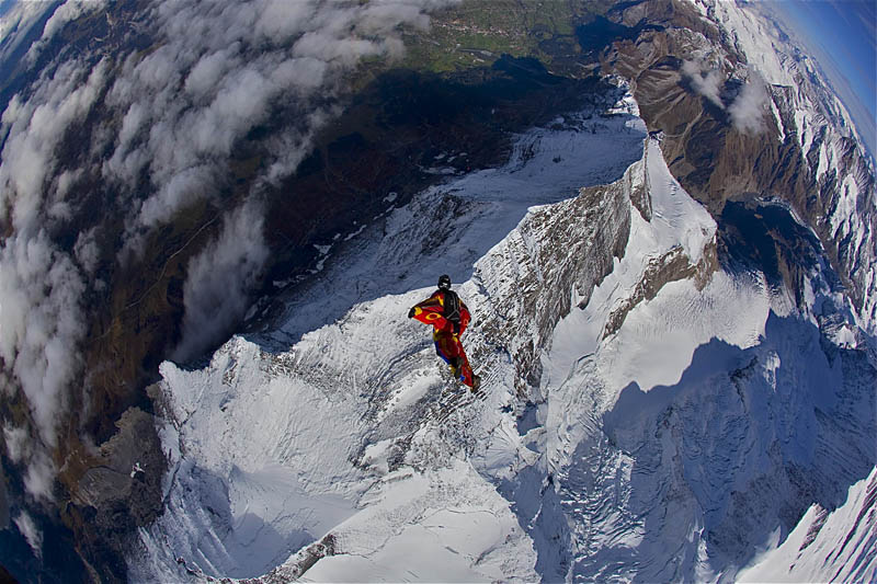 wingsuit base jumping The Ultimate Wingsuit Flying Video