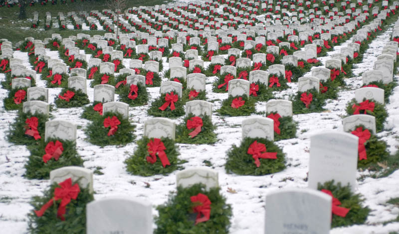 wreaths at arlington national cemetery This Day In History   June 15th