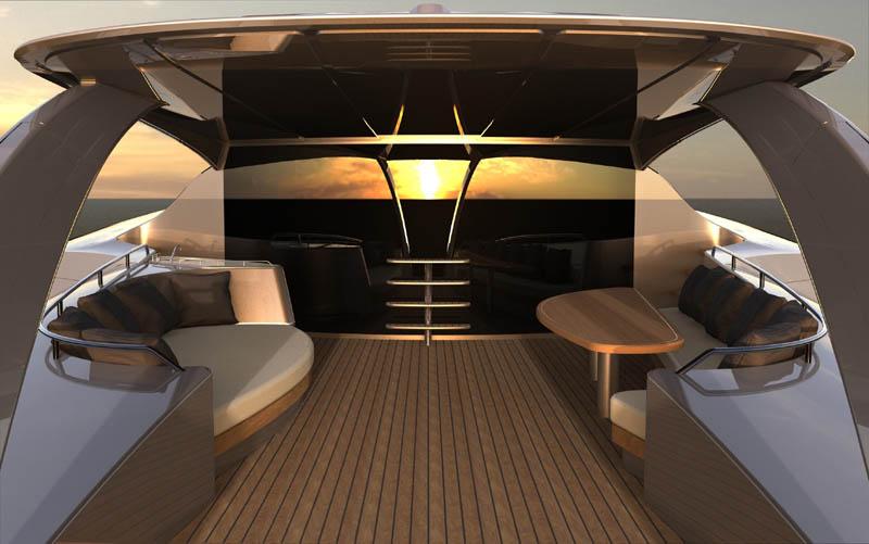 adastra superyacht john shuttleworth yacht designs power trimaran15 The Trimaran Adastra Superyacht by John Shuttleworth [17 pics]
