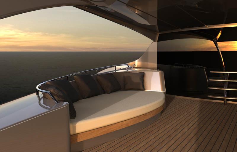 adastra superyacht john shuttleworth yacht designs power trimaran17 The Trimaran Adastra Superyacht by John Shuttleworth [17 pics]