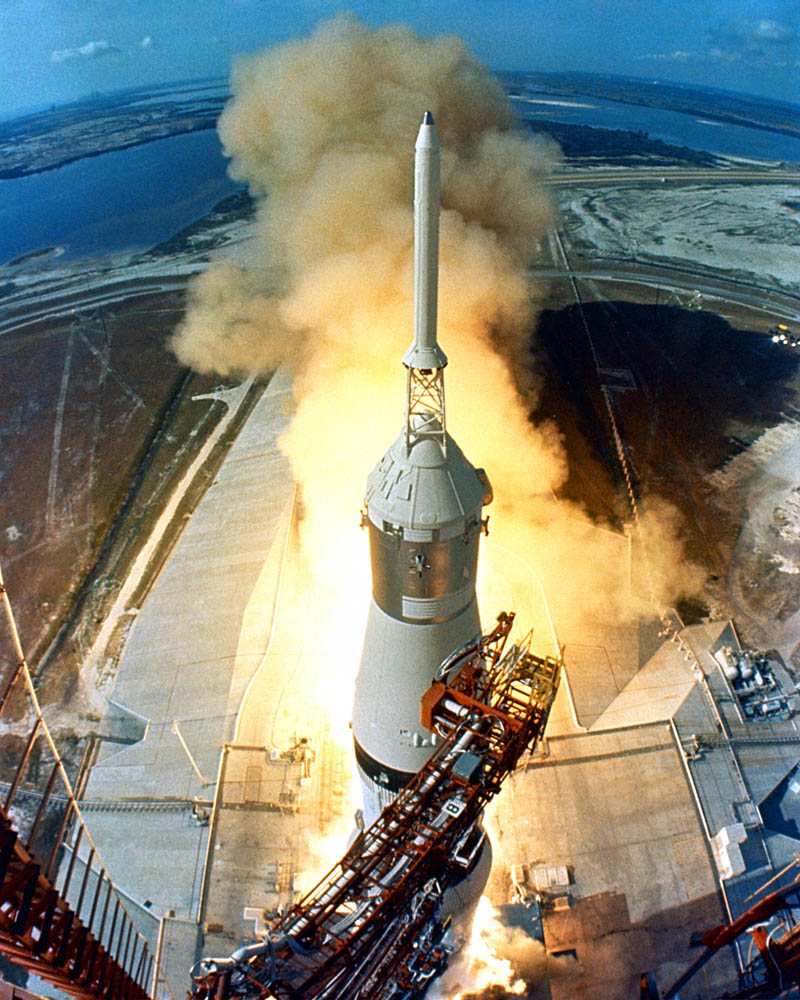 apollo 11 rocket launch This Day In History   July 20th