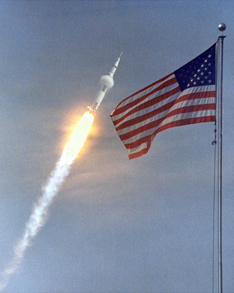 apollo 11 launch This Day In History   July 20th