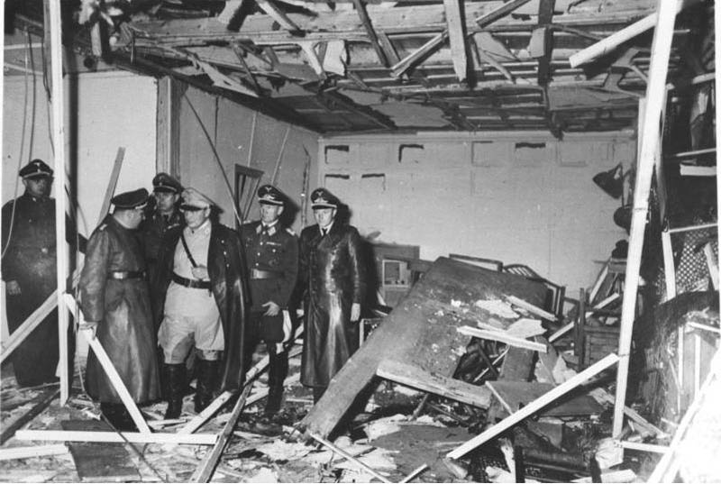 assassination attempt plot to kill hitler This Day In History   July 20th