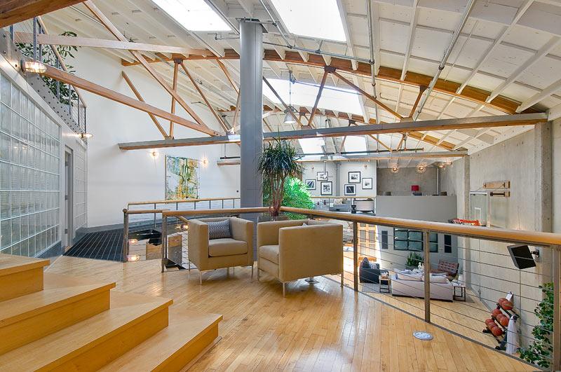 coolest loft ever 1 Coolest. Loft. Ever. [40 pics]