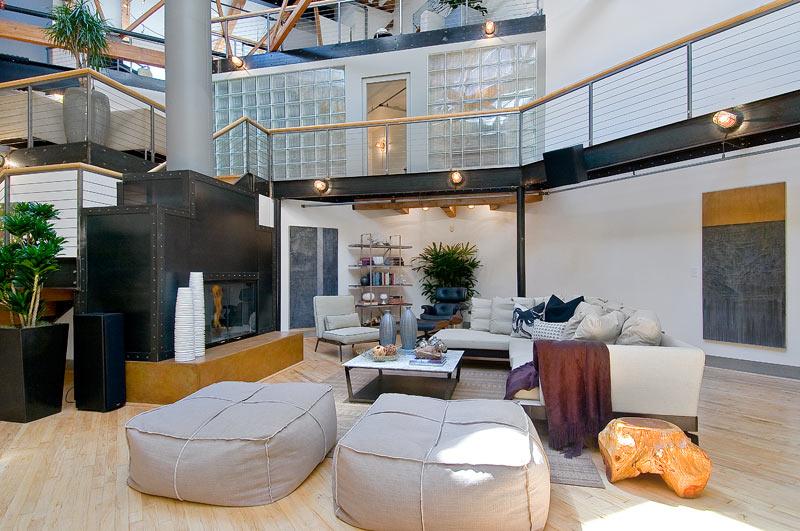 coolest loft ever 30 Coolest. Loft. Ever. [40 pics]