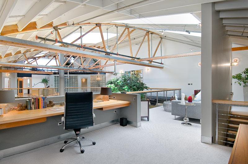 coolest loft ever 4 Coolest. Loft. Ever. [40 pics]