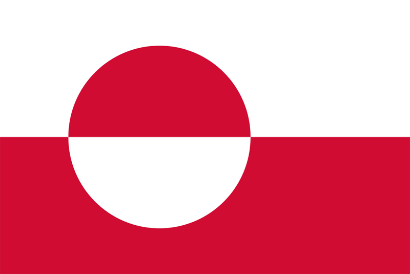 flag of greenland 10 Things You Didnt Know About Greenland