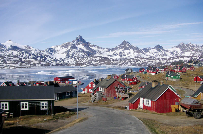 greenland east tasiilaq 10 Things You Didnt Know About Greenland