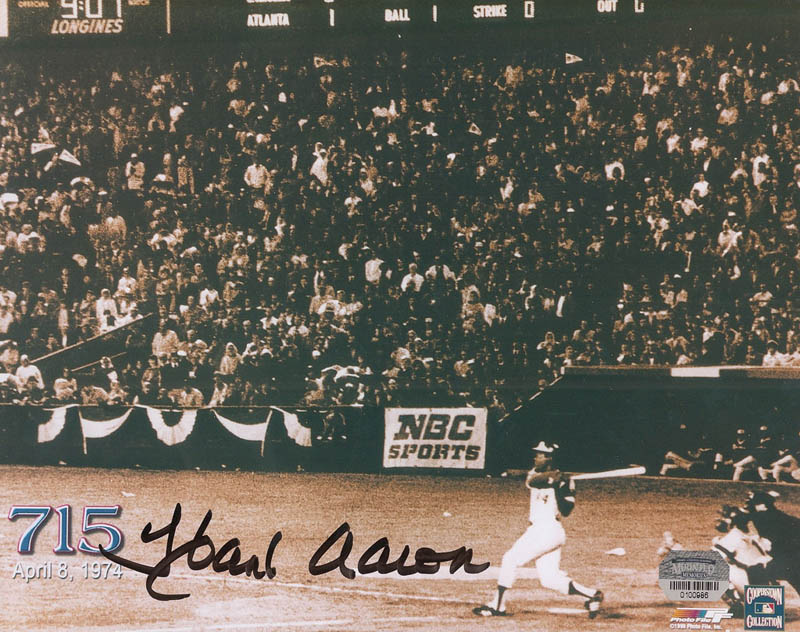 hank aaron home run 755 final of career This Day In History   July 20th