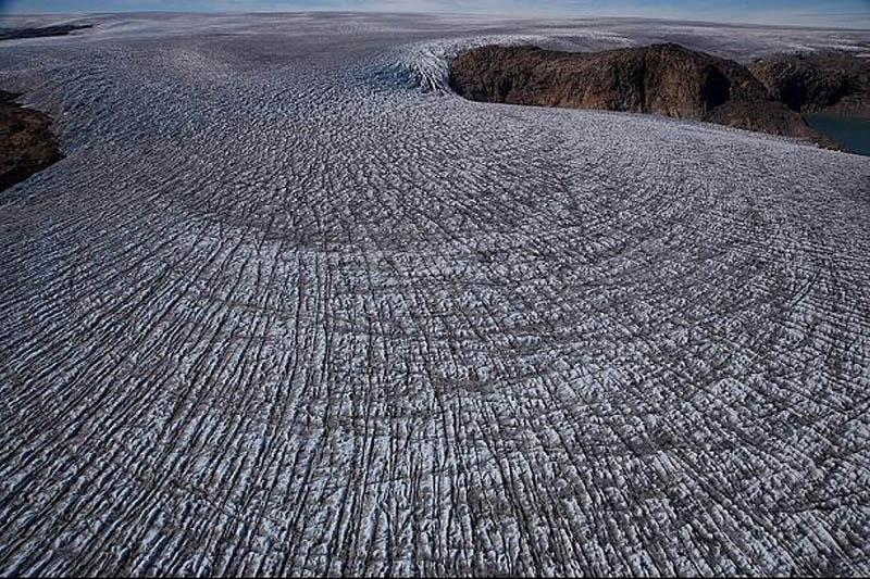 ice cap of kangerdluarssuk north of narsaq kitaa greenland 10 Things You Didnt Know About Greenland