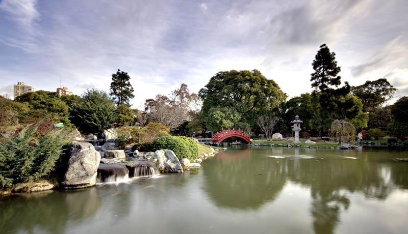 japanese garden buenos aires argentina 20 Stunning Japanese Gardens Around the World