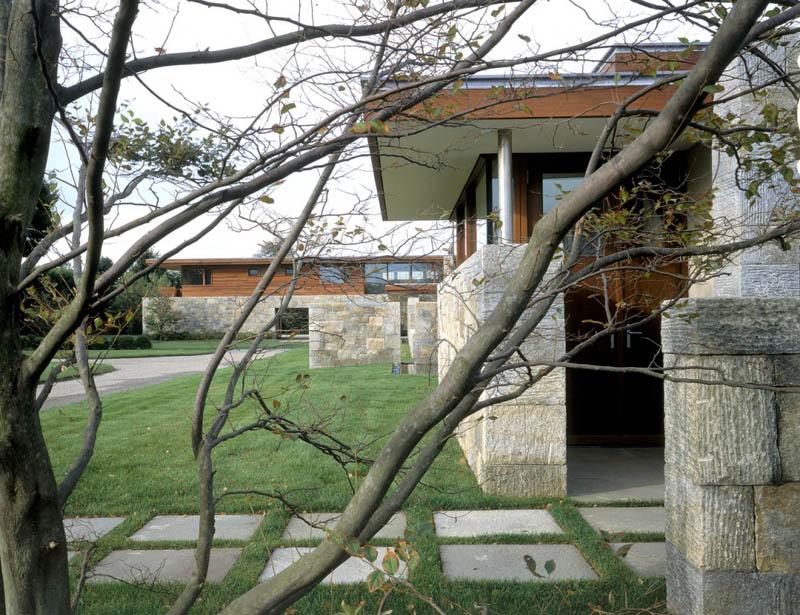 leroy street studio stone houses 14 2 Homes 1 Lot: Stone Houses by Leroy Street Studio
