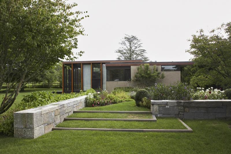leroy street studio stone houses 17 2 Homes 1 Lot: Stone Houses by Leroy Street Studio