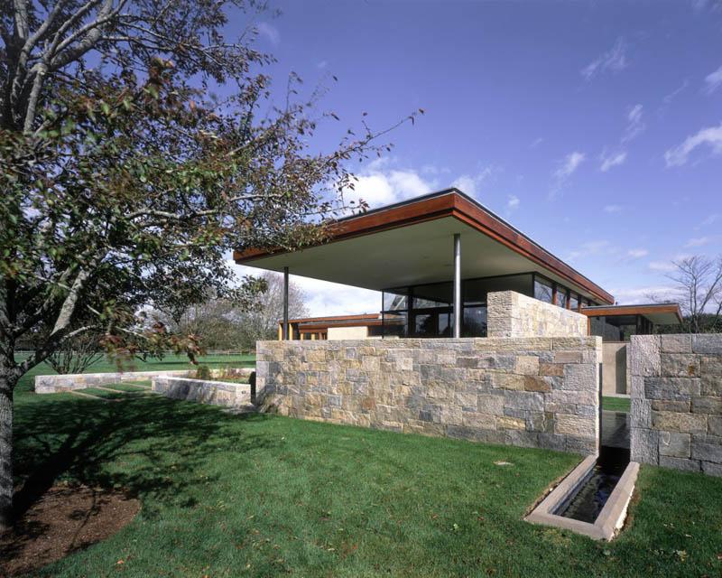 leroy street studio stone houses 22 2 Homes 1 Lot: Stone Houses by Leroy Street Studio